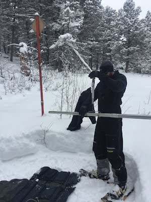 Middle Fork Snow Course